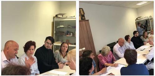 14 мая состоялось заседание Экологического совета города Люберцы, созданного по инициативе жителей. Советом были подняты актуальные экологические проблемы, намечены цели и задачи для улучшения ситуации в Люберецком городском округе.