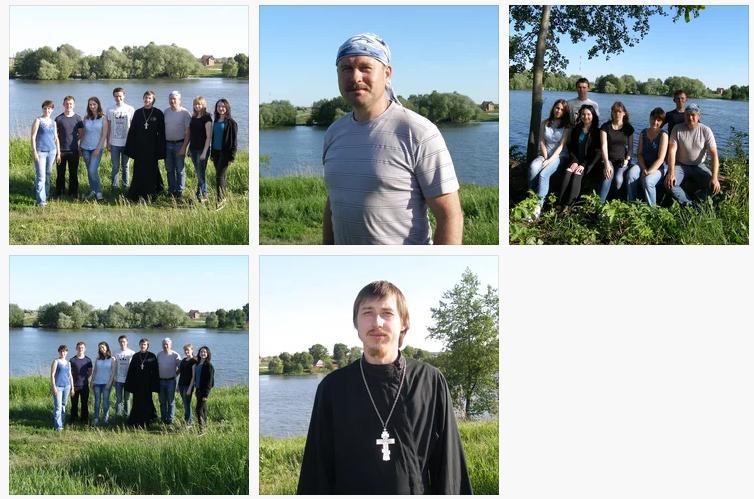 Встреча ответственного за экологическую работу в Луховицком благочинии с молодежью